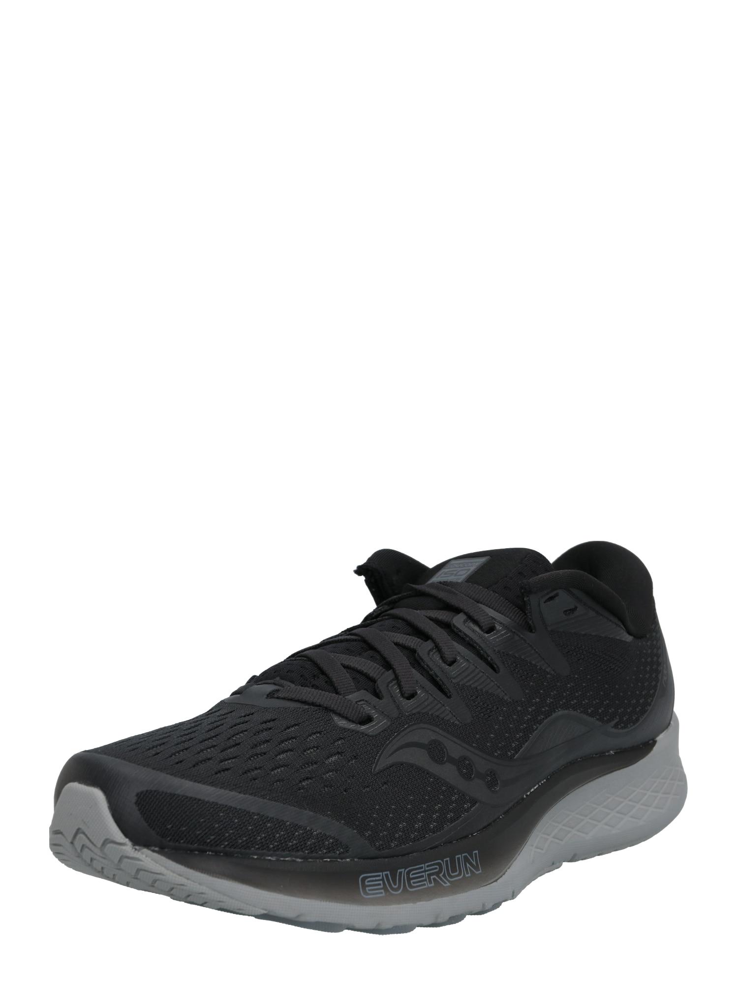 saucony Bežecká obuv 'RIDE ISO 2'  čierna