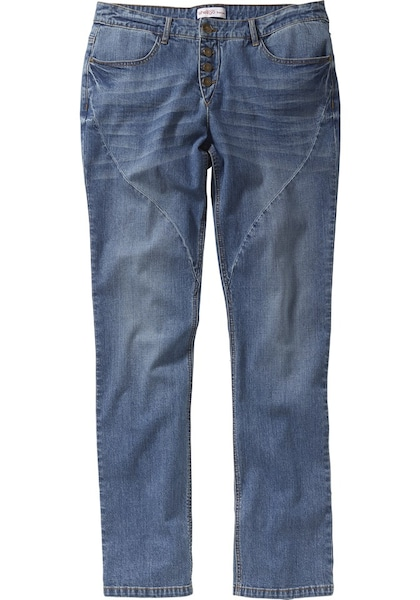 Hosen - Jeans 'Die Gerade' › SHEEGO › blue denim  - Onlineshop ABOUT YOU