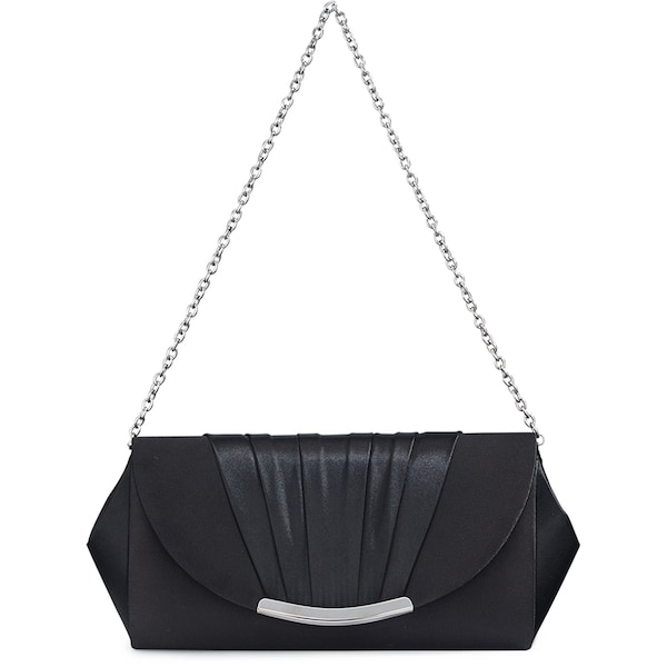 Clutches für Frauen - Picard 'Scala' Clutch 29 cm schwarz  - Onlineshop ABOUT YOU