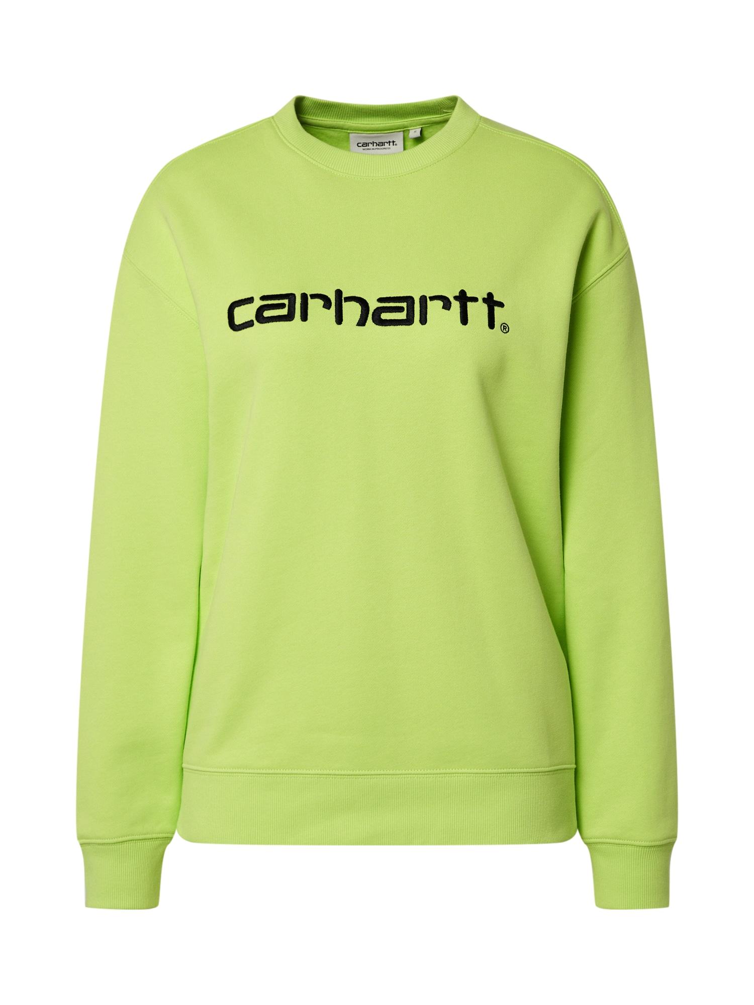 Carhartt WIP Megztinis be užsegimo žalia