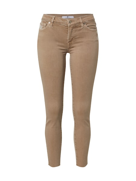 Hosen - Jeans › 7 For All Mankind › sand  - Onlineshop ABOUT YOU
