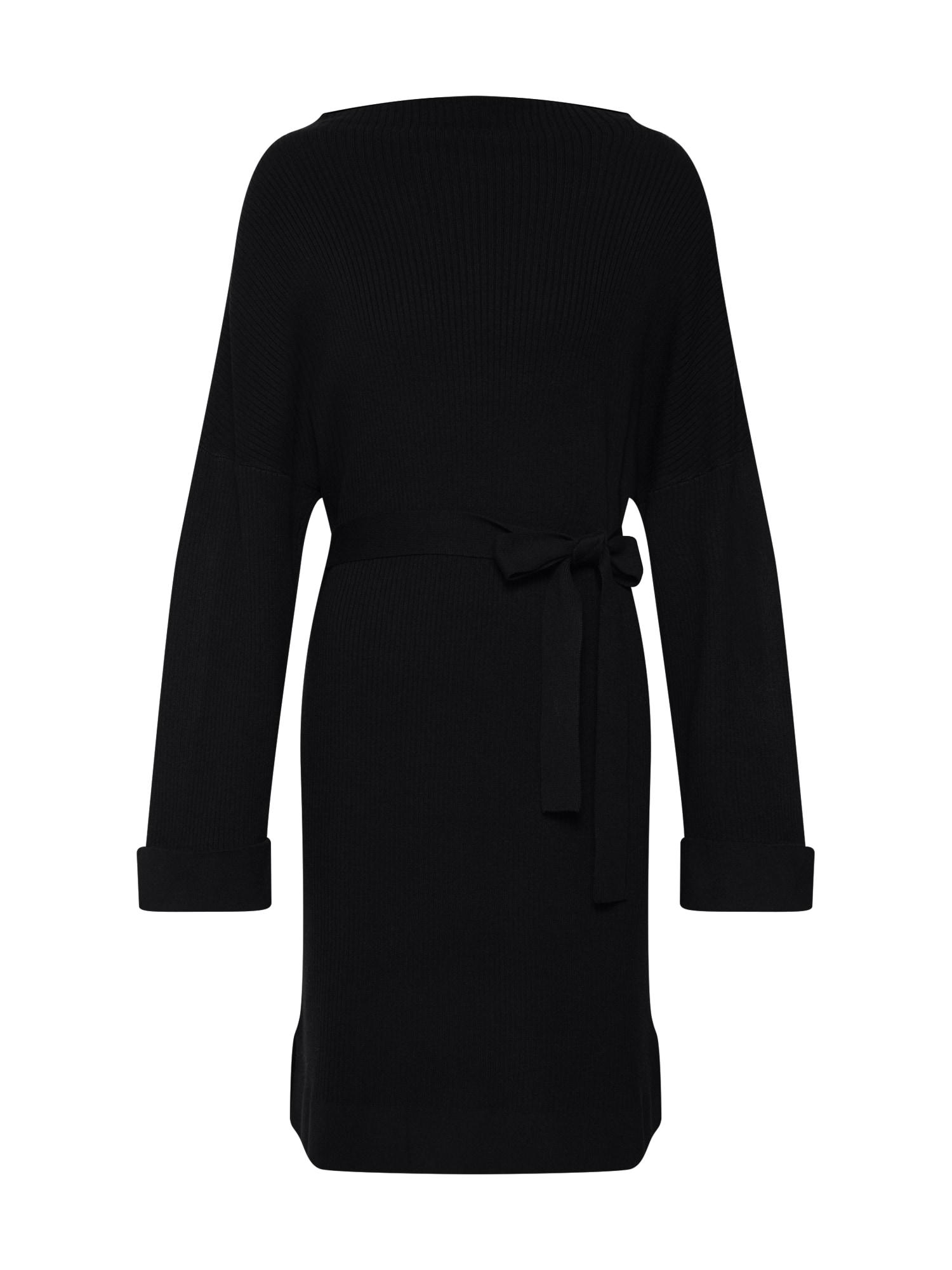 EDITED Megzta suknelė 'Nata' juoda