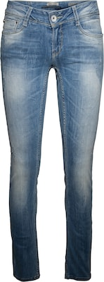 GARCIA Used-Jeans aus Baumwollmix 'Riva'