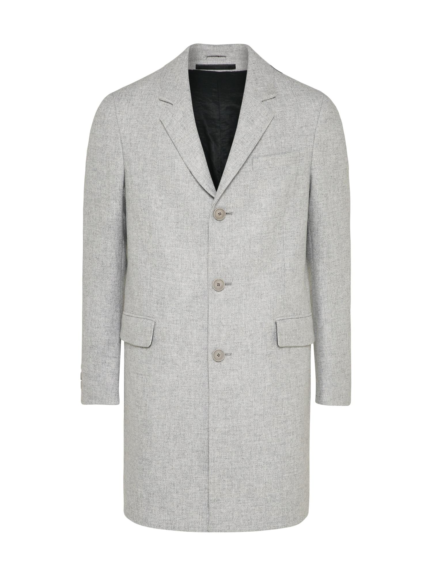 Přechodný kabát BLACOT světle šedá DRYKORN