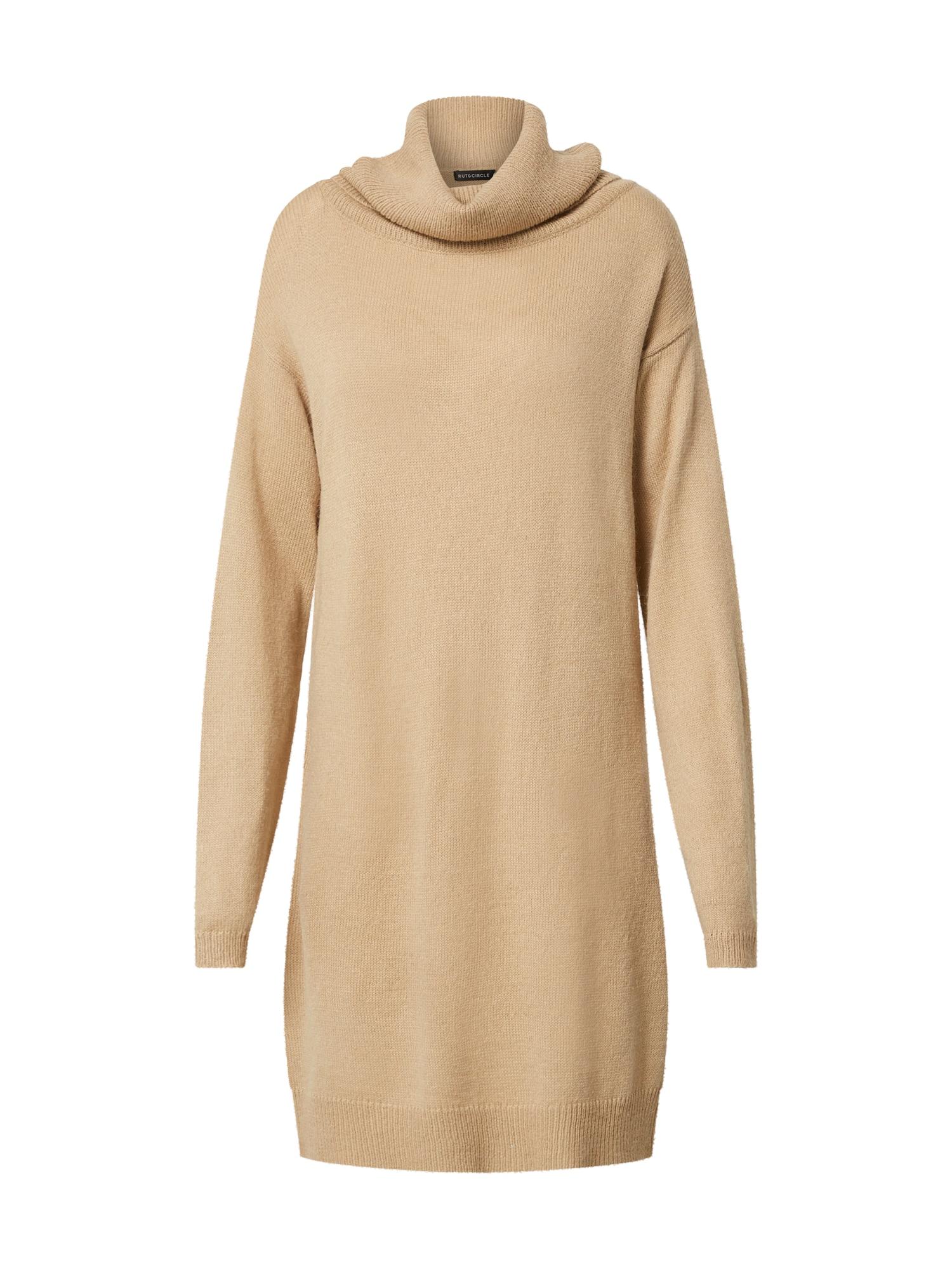 Rut & Circle Megzta suknelė