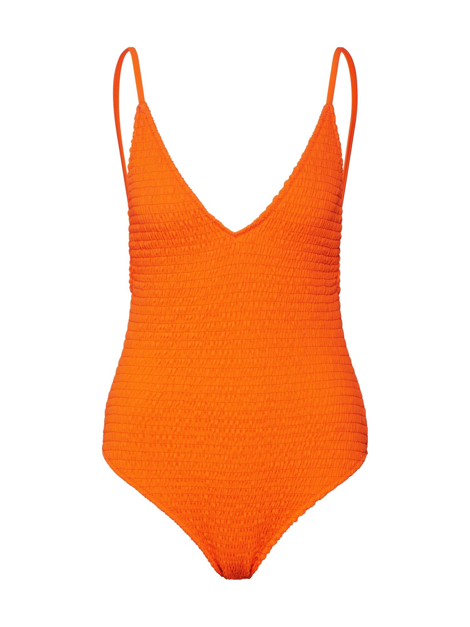 LeGer by Lena Gercke Maudymosi kostiumėlis 'Grace' oranžinė