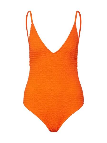 Bademode - Badeanzug 'Grace' › LeGer by Lena Gercke › orange  - Onlineshop ABOUT YOU