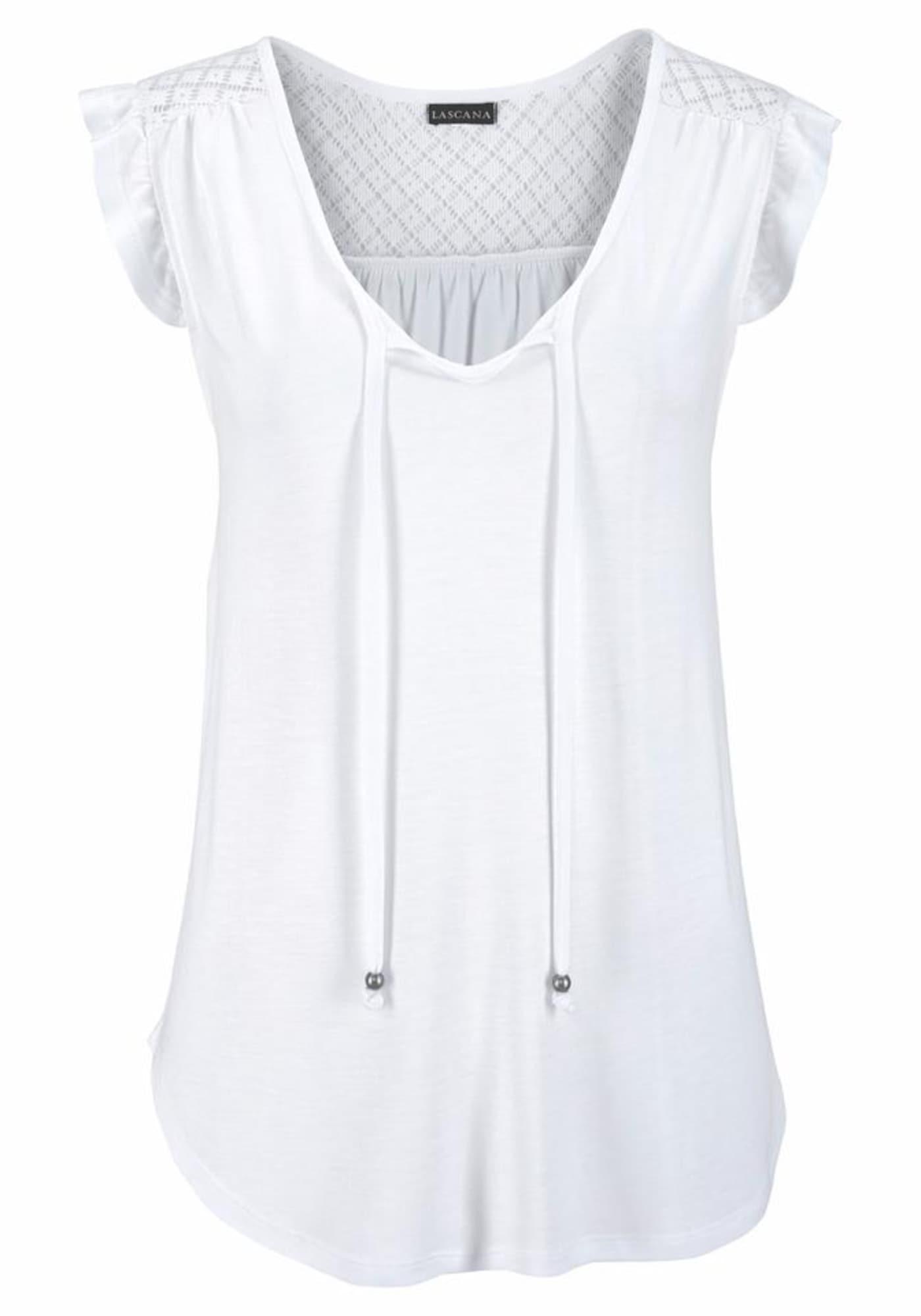 BUFFALO Marškinėliai balta