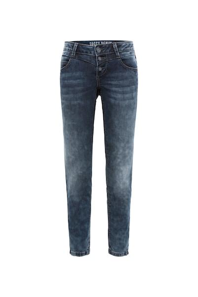 Hosen für Frauen - Jeans › Soccx › blue denim  - Onlineshop ABOUT YOU