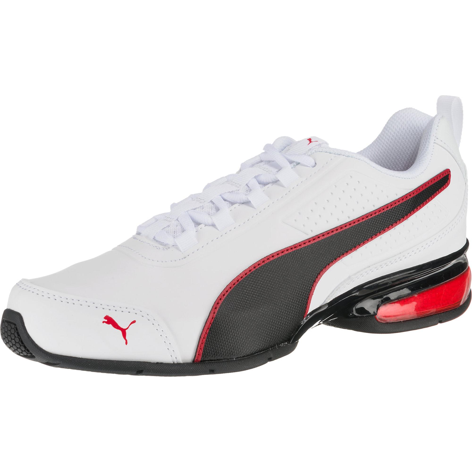 Sportovní boty červená černá bílá PUMA