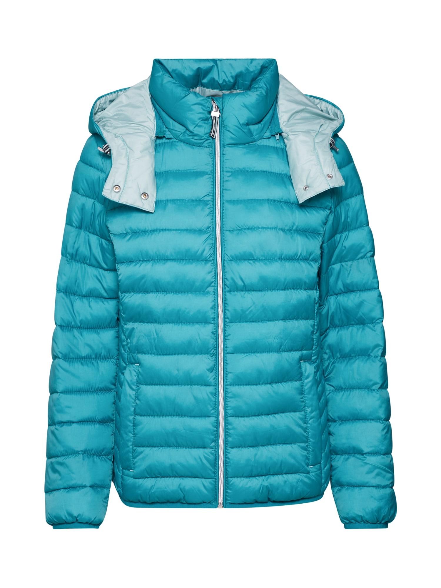 ESPRIT Demisezoninė striukė '3M Thinsulate Jacket' turkio spalva