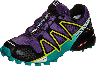 SALOMON Laufschuh 'Speedcross 4 GTX Trail'