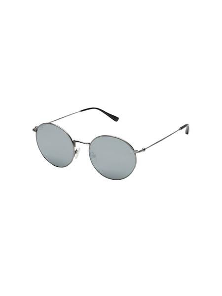 Sonnenbrillen für Frauen - Kapten Son Sonnenbrille 'London' silber  - Onlineshop ABOUT YOU