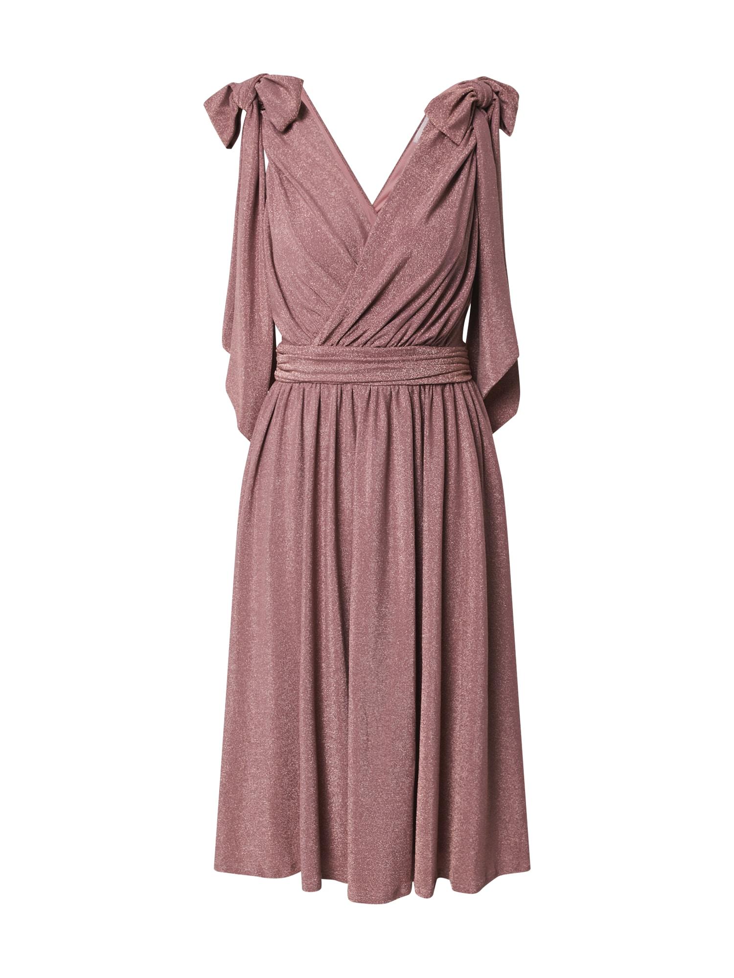 Forever Unique Suknelė rožinė