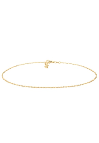 Ketten für Frauen - ELLI Kette 'Choker' gold  - Onlineshop ABOUT YOU
