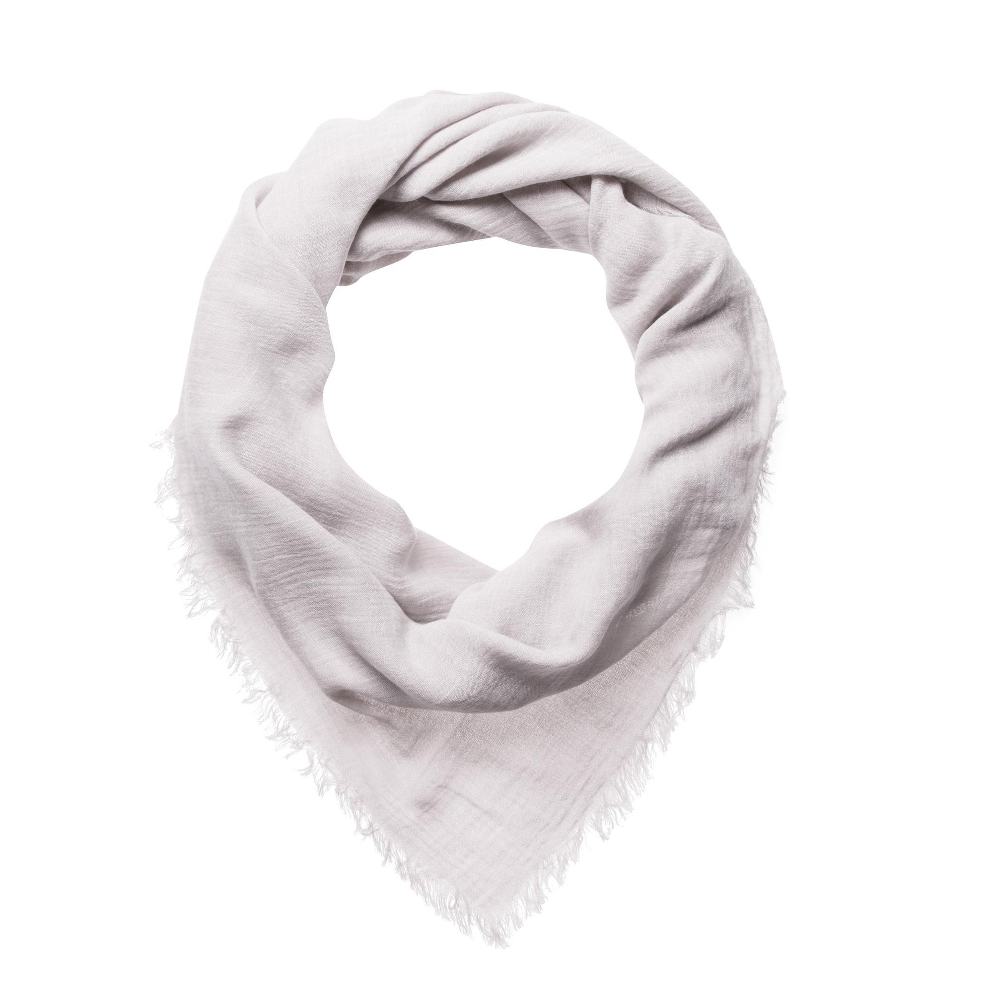 Schals für Frauen - CODELLO Tuch hellgrau  - Onlineshop ABOUT YOU