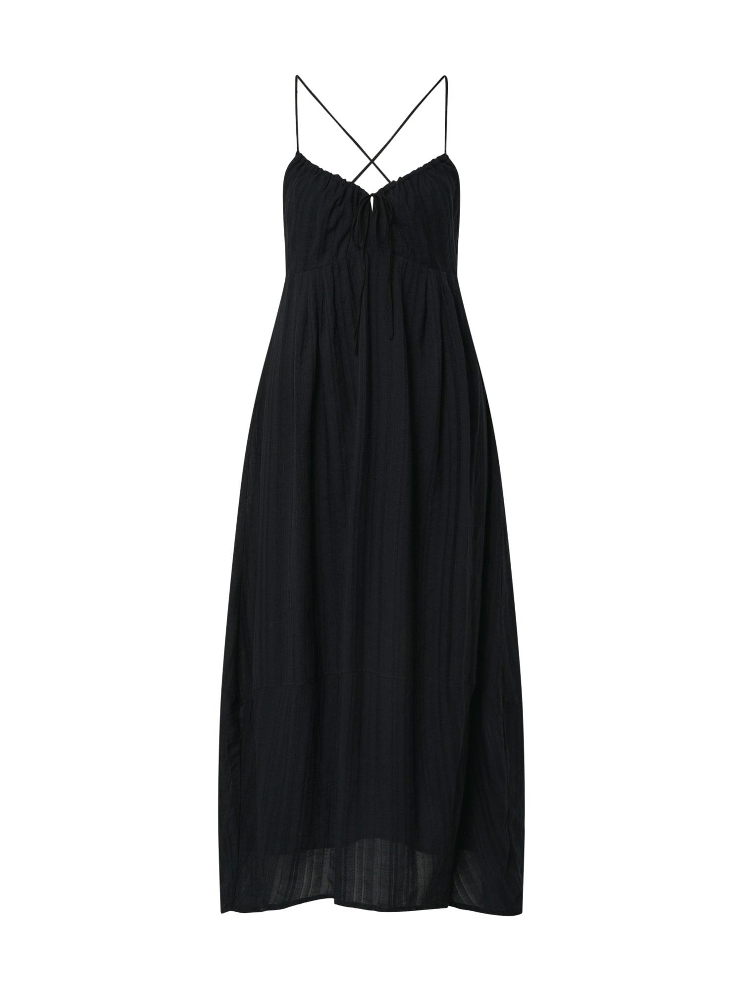DRYKORN Vakarinė suknelė juoda