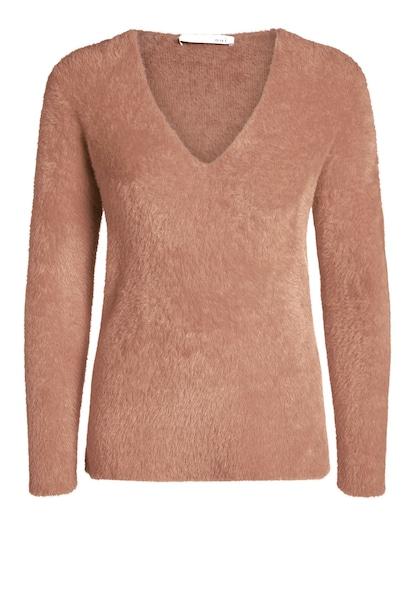 Oberteile für Frauen - OUI Pullover braun  - Onlineshop ABOUT YOU