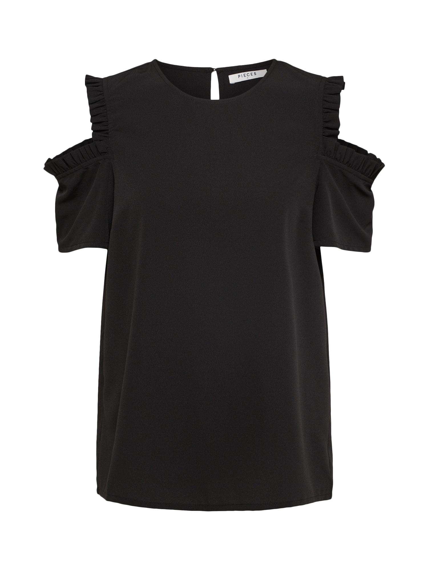 Tričko DAIMY černá PIECES