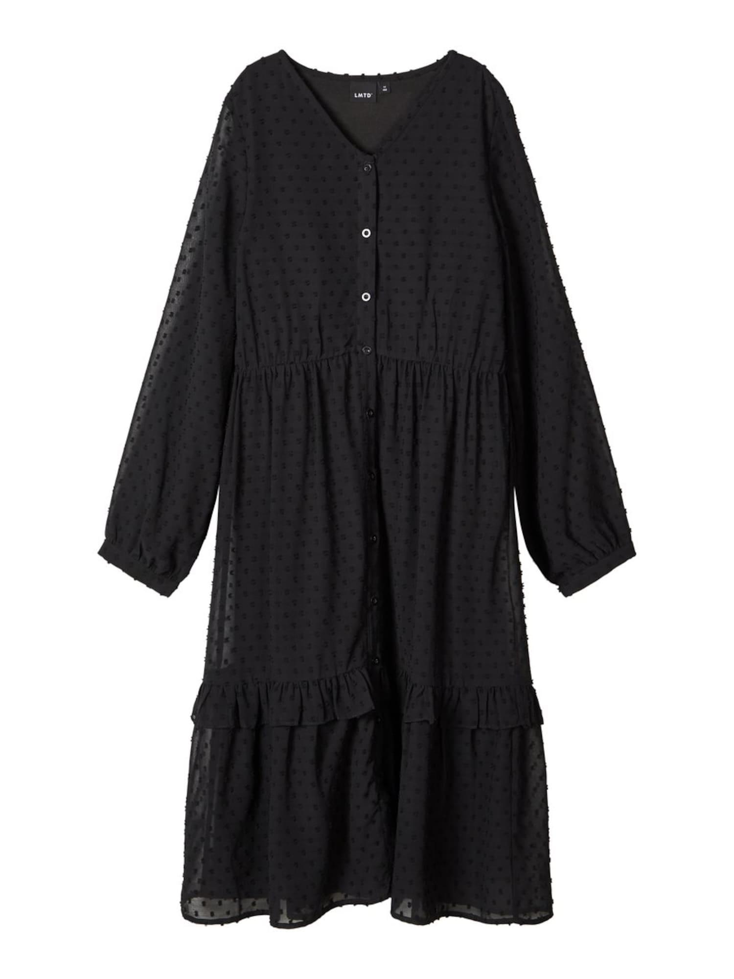 NAME IT Šaty  čierna
