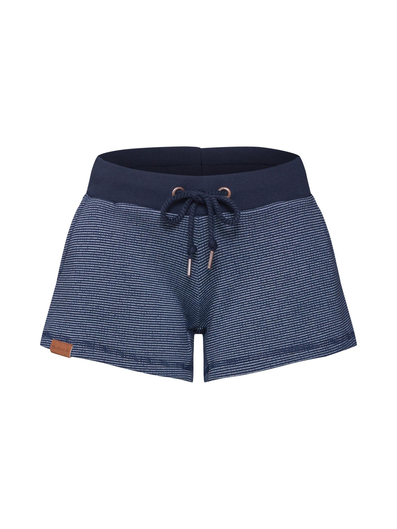Kalhoty námořnická modř SHISHA