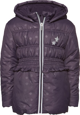 TOM TAILOR Jacke 'cute puffer jacket with print'