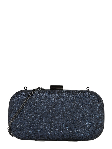 Clutches für Frauen - Mascara Clutch mit Glitzer dunkelblau  - Onlineshop ABOUT YOU