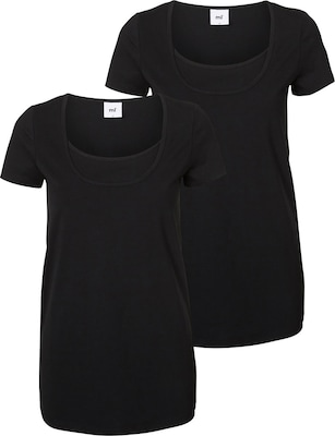 MAMALICIOUS Still-Shirt, 2er-Pack
