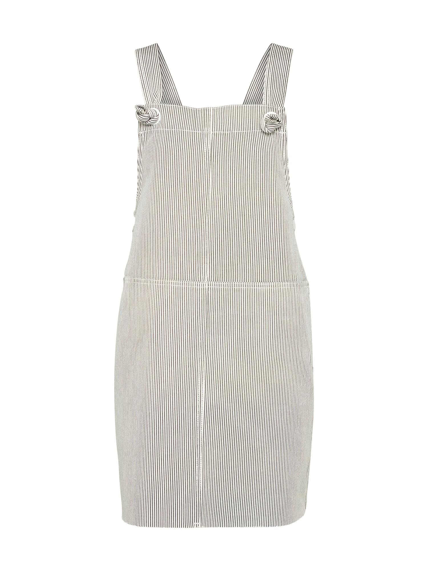 Laclová sukně Thea černá bílá EDITED