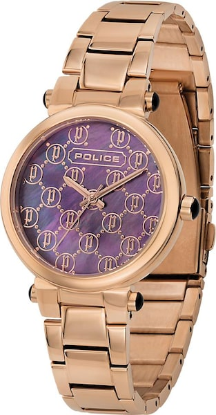 Uhren für Frauen - POLICE Quarzuhr 'ELOY' gold rosegold  - Onlineshop ABOUT YOU