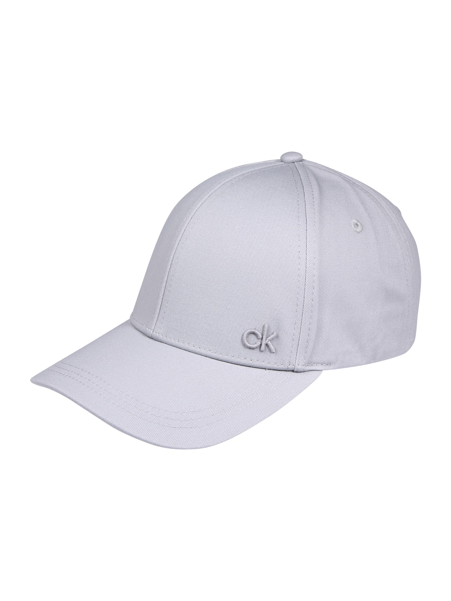 Kšiltovka šedá Calvin Klein