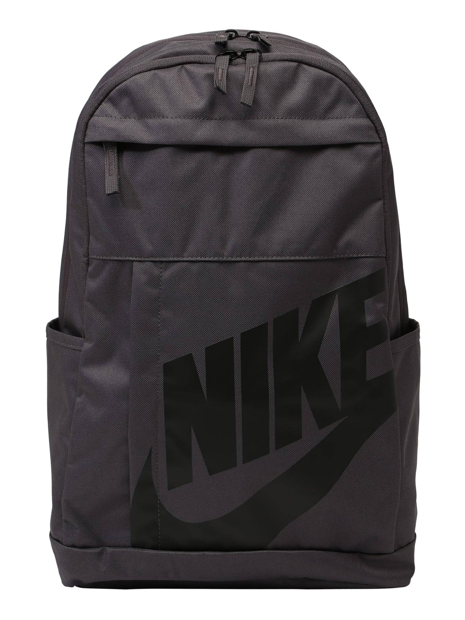 Batoh tmavě šedá Nike Sportswear