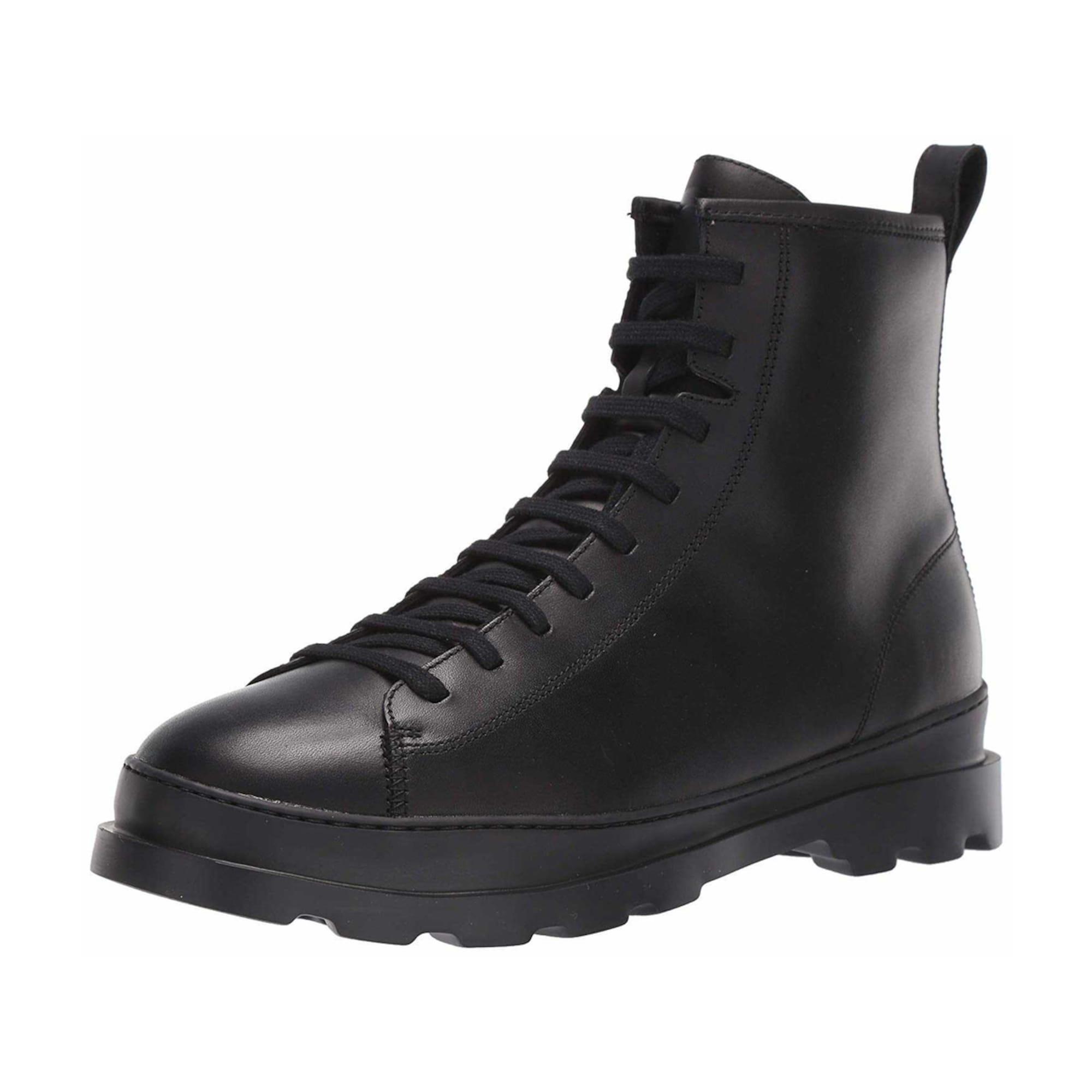 CAMPER Auliniai batai su raišteliais juoda