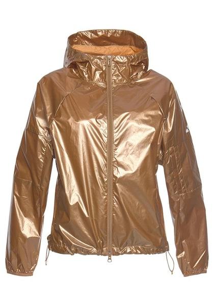 Sportmode - Windbreaker 'Pack Ind Ai' › adidas performance › hellbraun gold  - Onlineshop ABOUT YOU