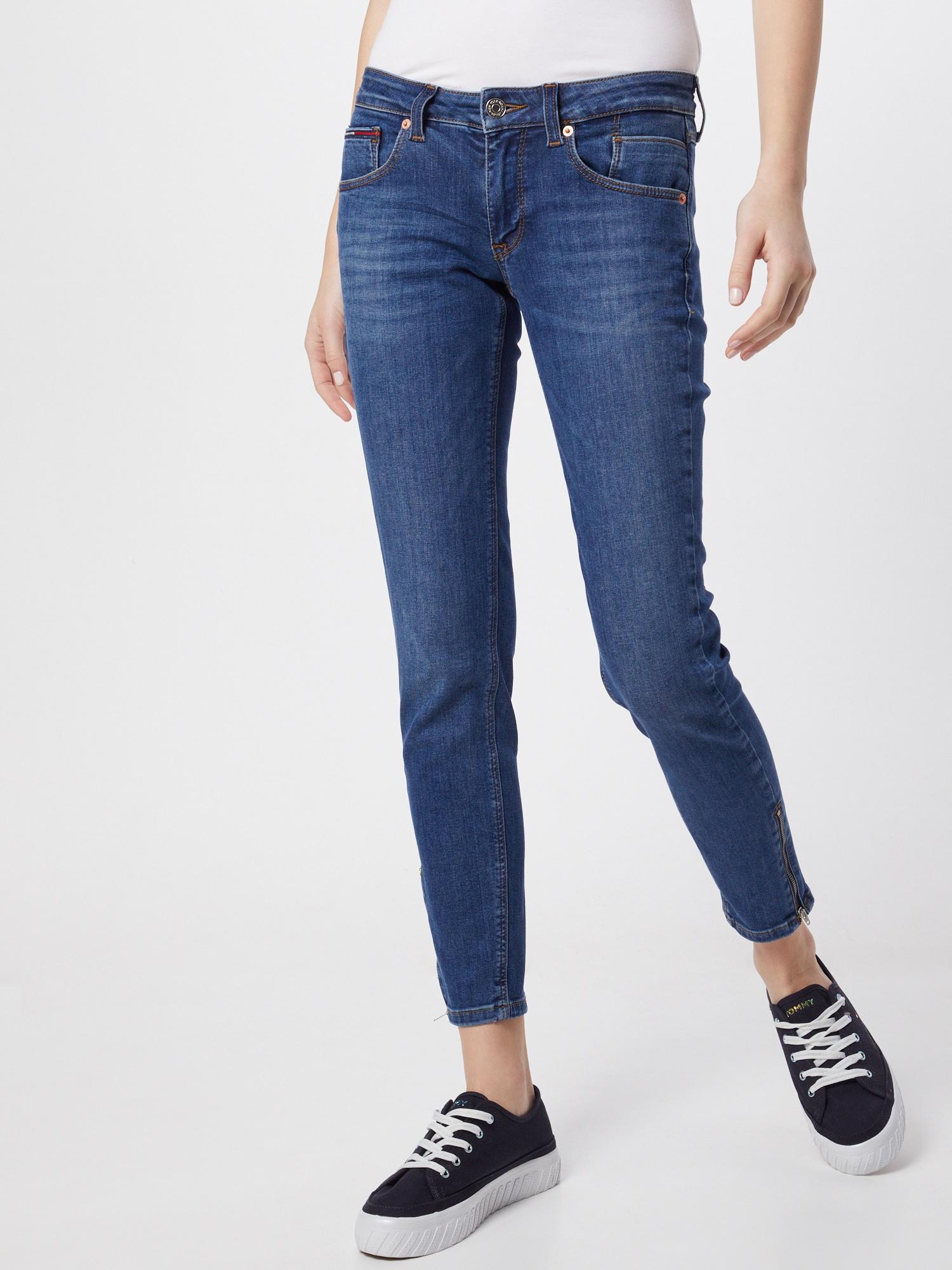 Tommy Jeans Jeans 'SCARLETT'  blå denim
