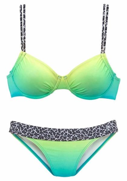 Bademode - Bikini › Kangaroos › türkis mint  - Onlineshop ABOUT YOU