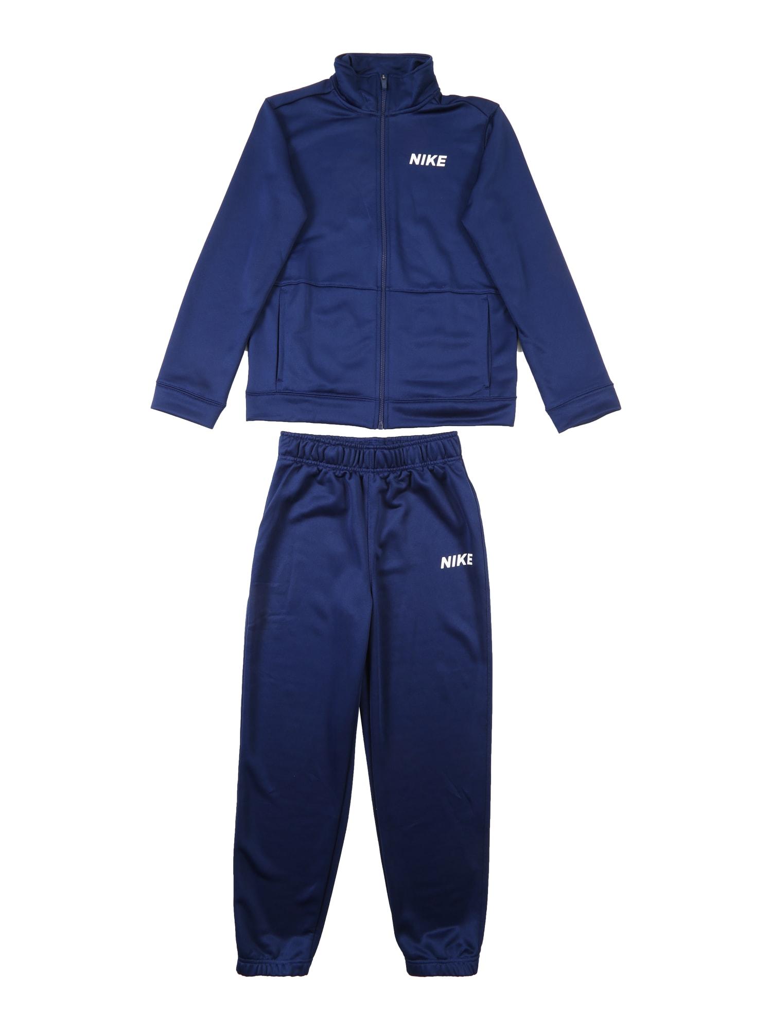 Joggingová souprava tmavě modrá Nike Sportswear