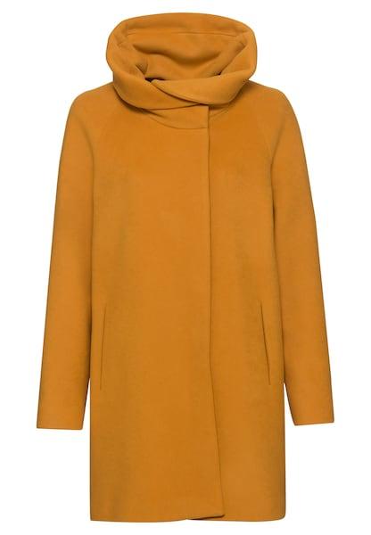 Jacken für Frauen - HALLHUBER Wollmantel senf  - Onlineshop ABOUT YOU