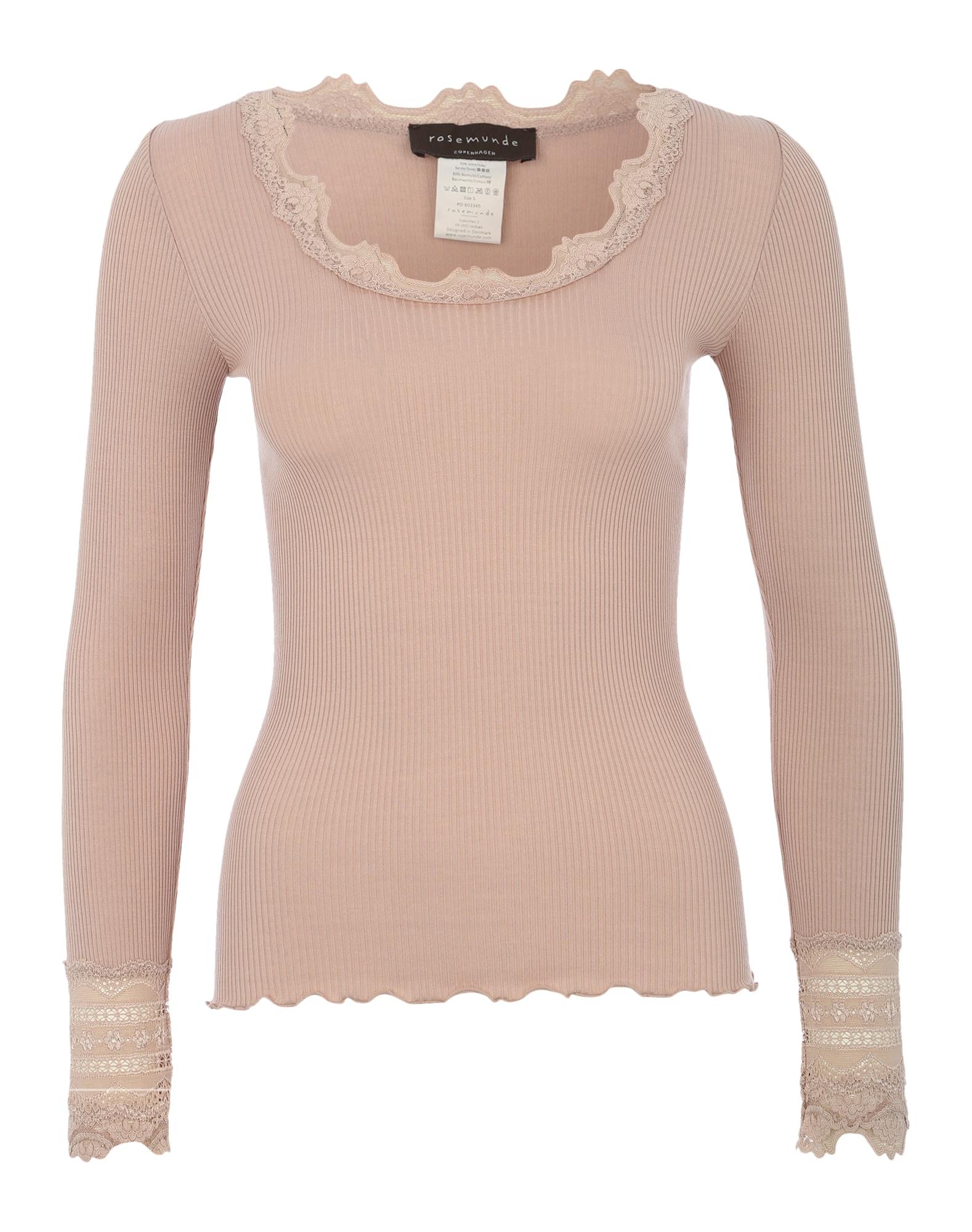 rosemunde Marškinėliai rožinė