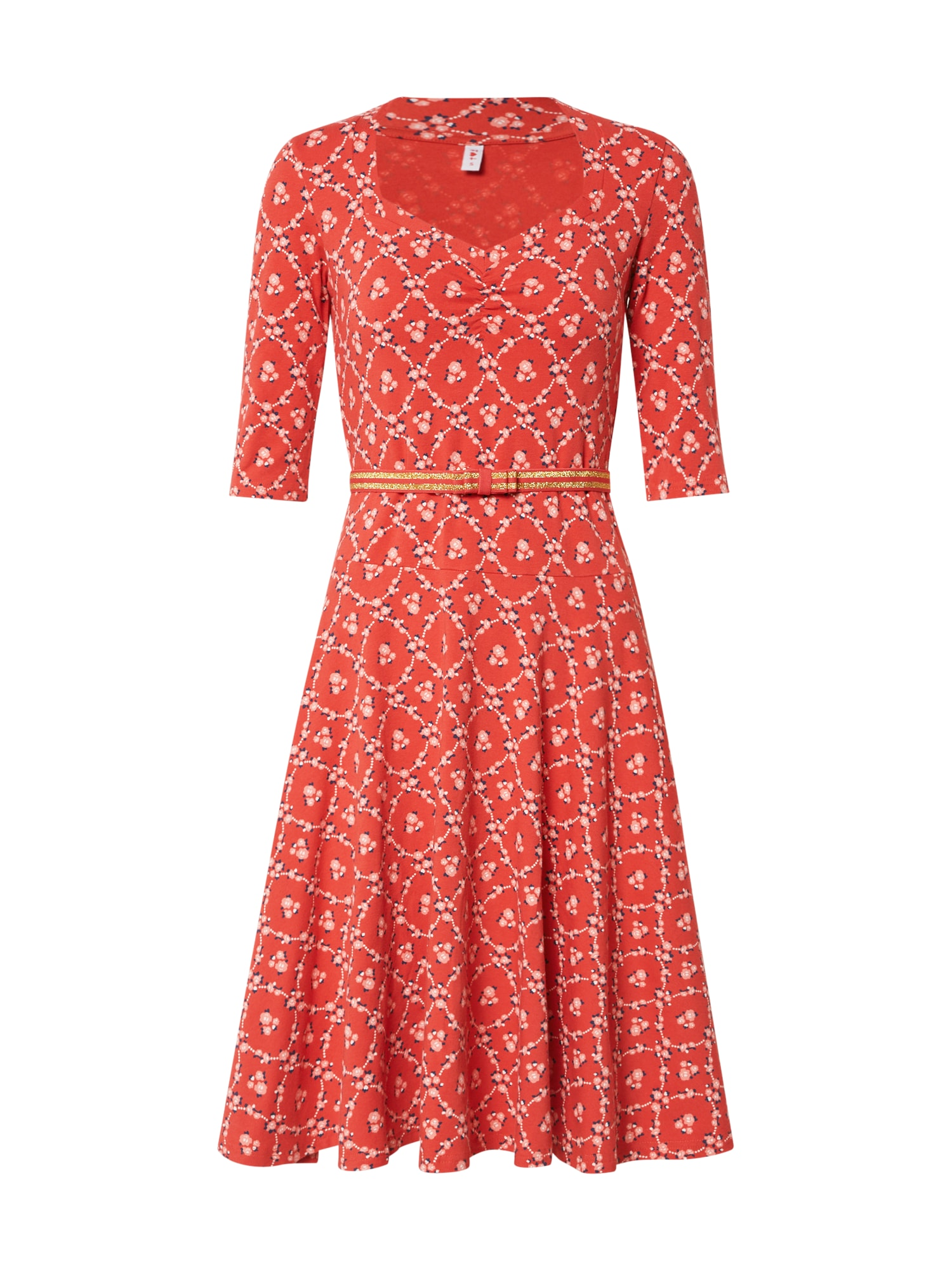 Blutsgeschwister Vakarinė suknelė raudona