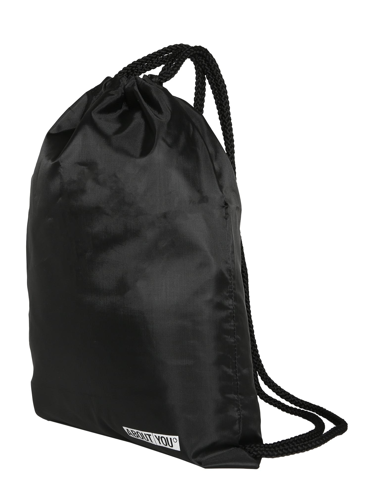 ABOUT YOU Športová taška  čierna