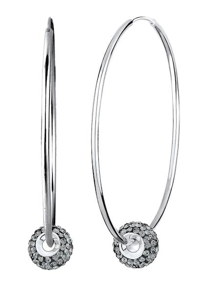 Ohrringe für Frauen - Ohrringe › ELLI › silbergrau  - Onlineshop ABOUT YOU