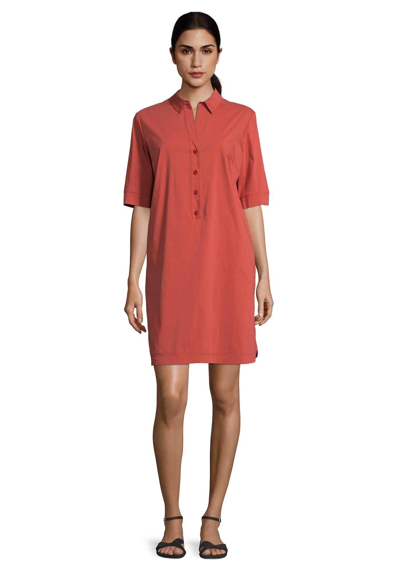 betty barclay - Hemdblusenkleid mit Knopfleiste