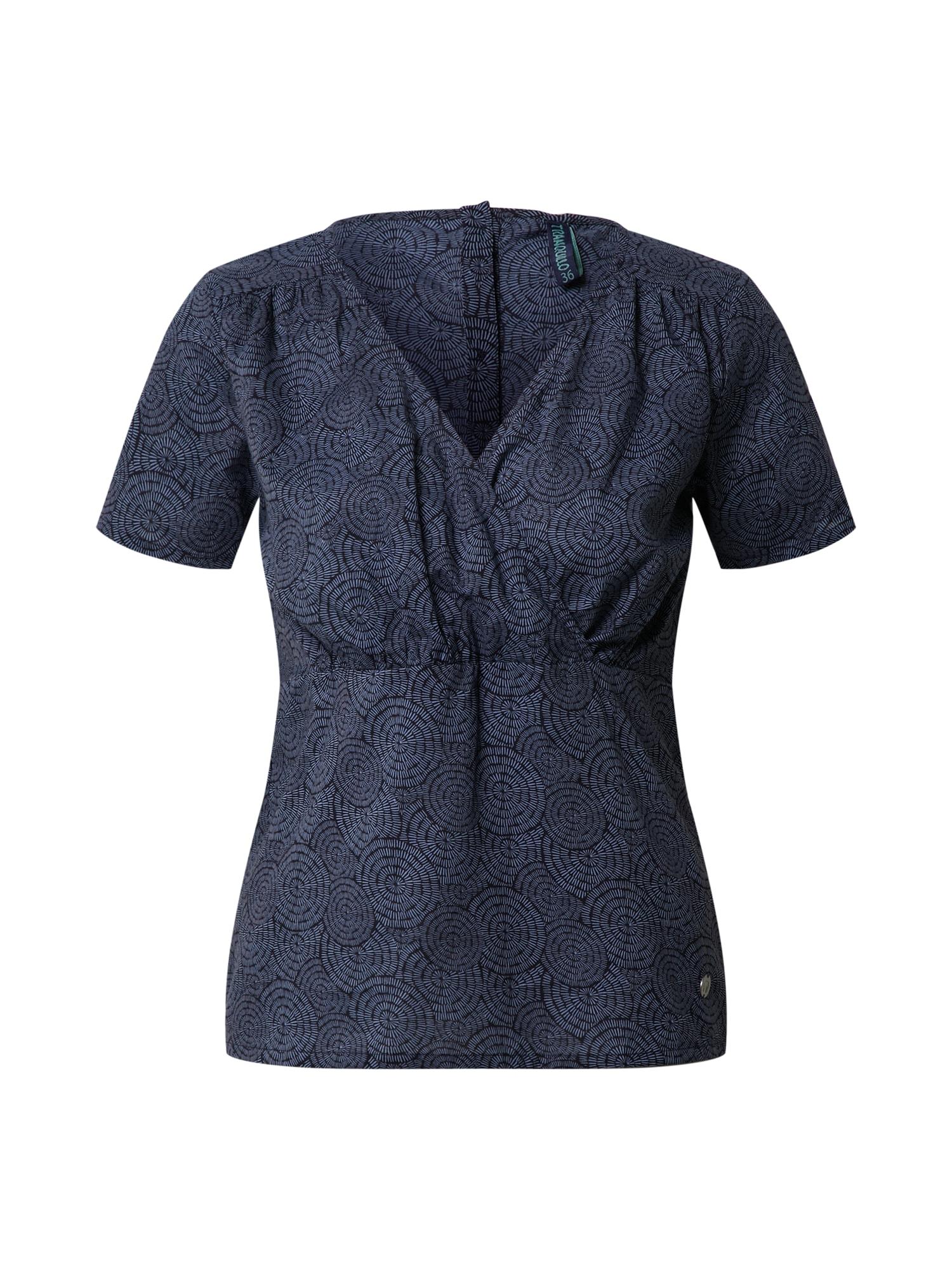 Tranquillo Marškinėliai tamsiai mėlyna