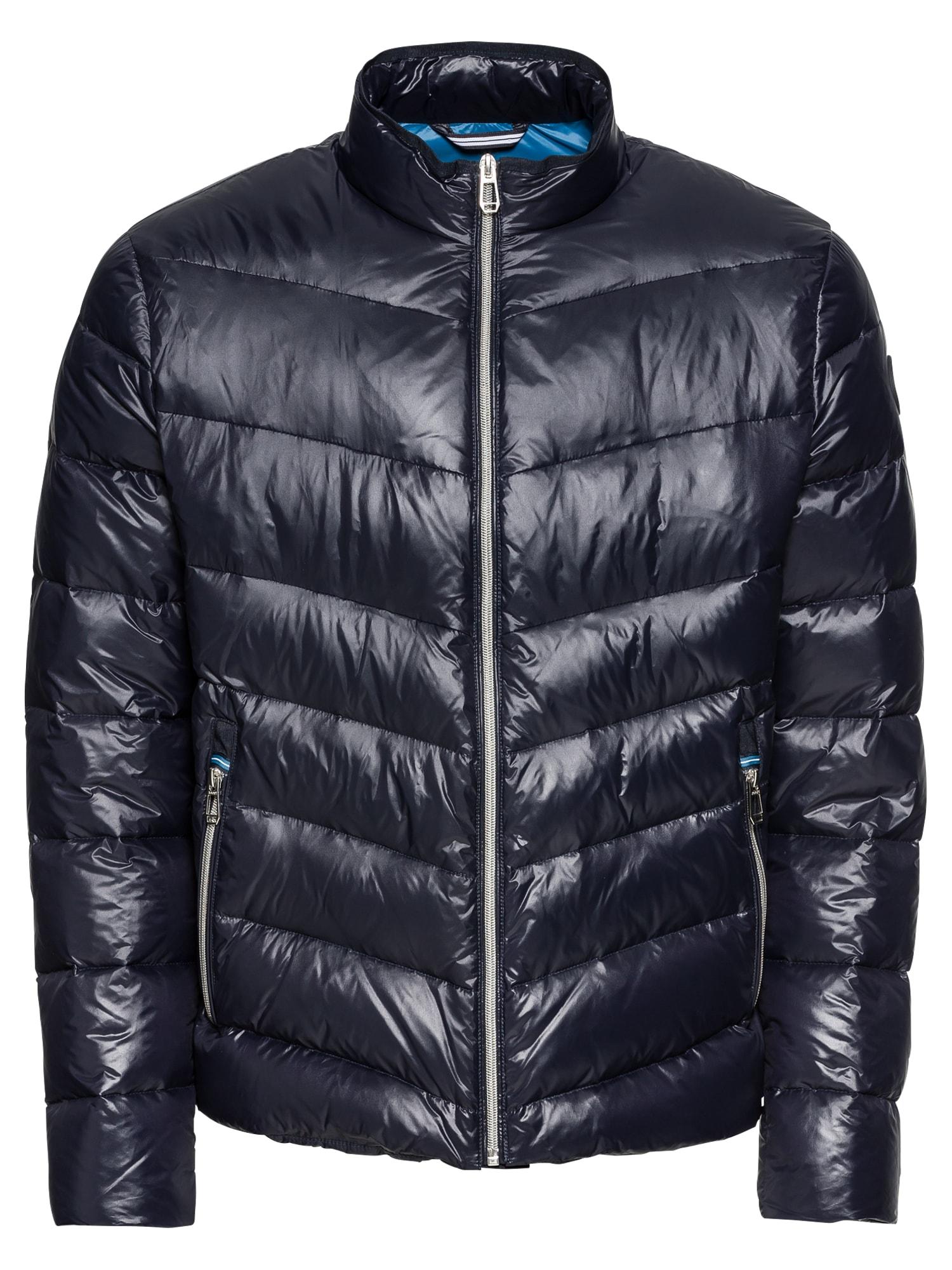 Zimní bunda tmavě modrá JOOP!