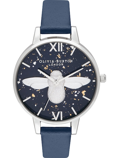 Uhren für Frauen - Uhr › Olivia Burton › blau  - Onlineshop ABOUT YOU