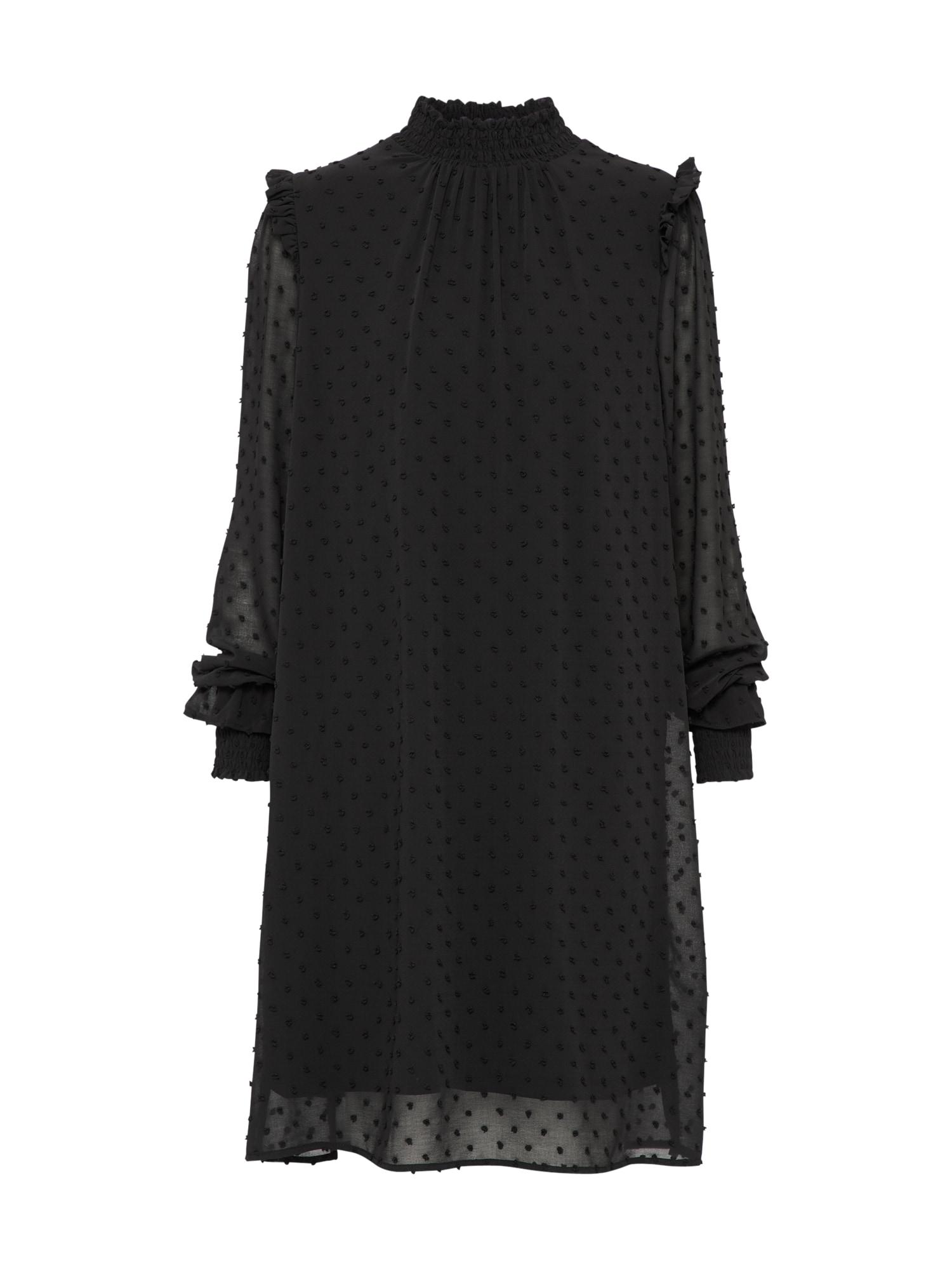 Šaty YASTRIXA černá Y.A.S