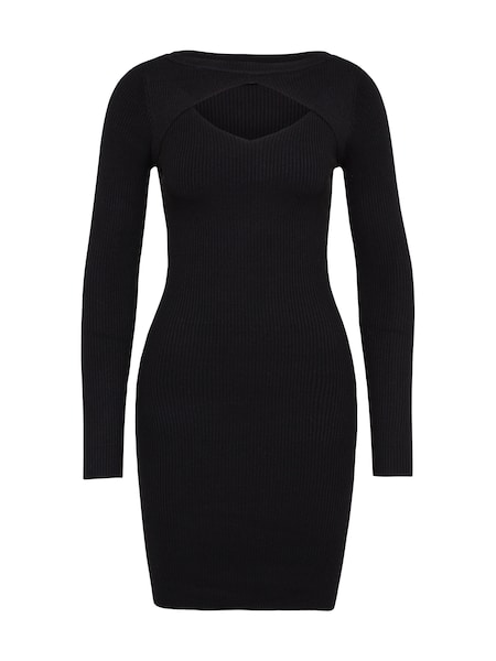 Festtagsmode - Kleid mit Cut Out › Urban Classics › schwarz  - Onlineshop ABOUT YOU
