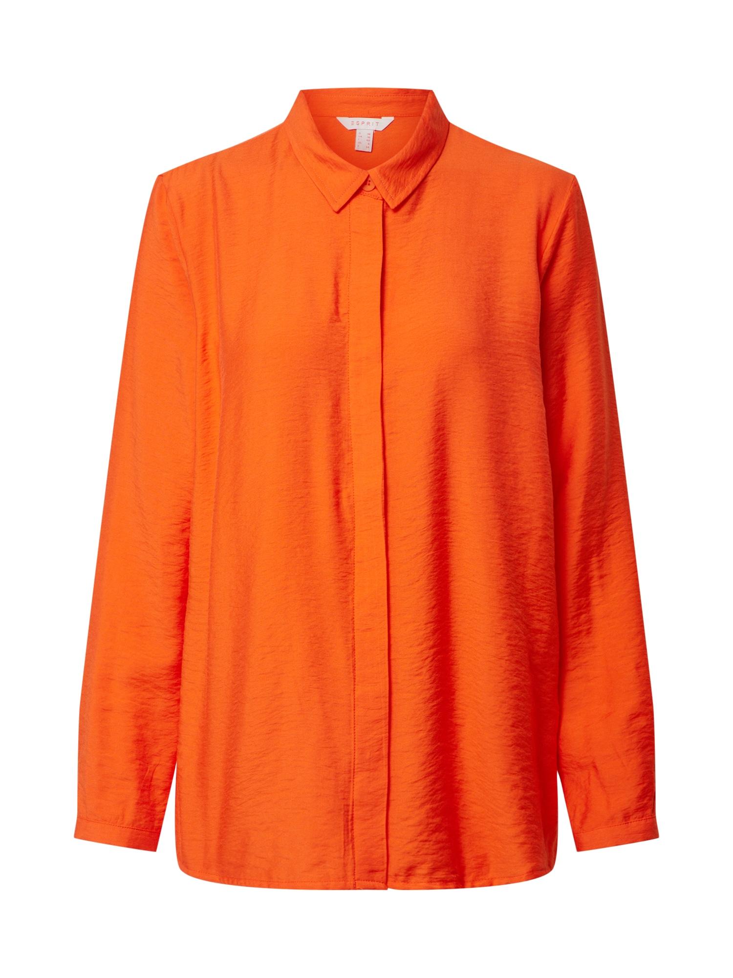 ESPRIT Palaidinė oranžinė-raudona