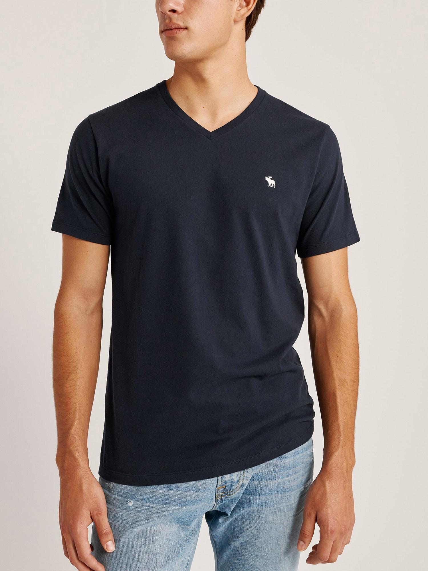 Abercrombie & Fitch T-shirt  nattblå
